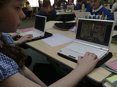 Netbooks in classroom use